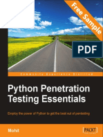 9781784398583_Python_Penetration_Testing_Essentials_Sample_Chapter