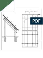 1.5KV Panel Solar Roof top Design