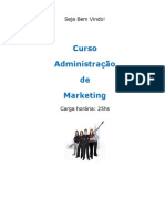 Curso Administra o de Marketing