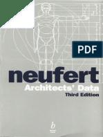 Neufert Architects' Data Third Edition