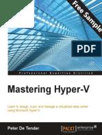 9781782176077_Mastering_Hyper_V_Sample_Chapter