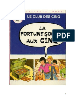 Blyton Enid Les Cinq 12 La fortune sourit aux Cinq 1976.doc