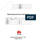 RNP-Radio Network Planning Drive Test Guide-20041217-B-1.0