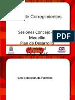 Anexo 1 Acta 077 Mayo 20 de 2012 Presentación Concejal Carlos Mario Uribe Zapata