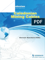 Caledonian Mining Cable(Europe)