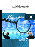 Reference Manual ACL