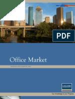 Q4 2009 Houston Office Market Report