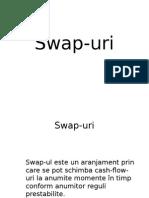 Swap-uri