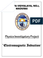 electromagneticinduction-140704043141-phpapp01