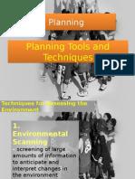 Management Report_Planning