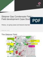 Sleipner Gas Condensate Field
