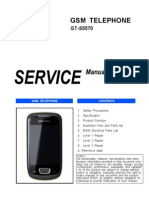 Samsung Gt-s5570 Galaxy Mini Service Manual