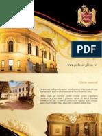 Prezentare Palatul Ghika Tei