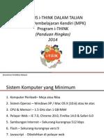 Panduan Pengguna Untuk Sekolah Rintis KiDT 2014