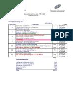 Cronograma TF2315 Ene-Mar 15