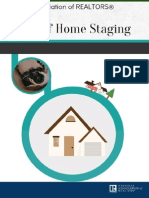 2015 Profile of Home Staging