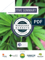 The State of Marijuana Markets