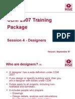 Session4 Designers
