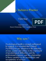 Socially Inclusive Practice - BPS Seminar 2008 (2)