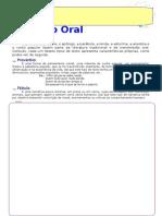 Literatura Tradicional Oral