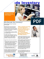 Barcode Inventory White Paper - Inventory your stock