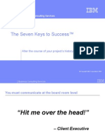 The Seven Keys to Success