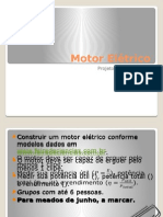 Projoto Motor