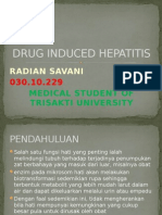 Drug Induced Hepatitis Ppt
