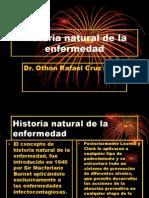 AA) Hist Nat de La Enfermedad