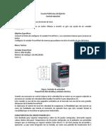 Práctica Cambio de Giro Con PowerFlex4