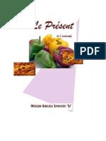 O Presente do indicativo dos verbos em francês