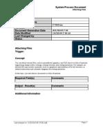 Attaching Files SPD