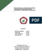 Laporan PKL MPMM RS Brigjend. H. Hasan Basry Kandangan