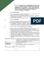 Contrato de Asociacion en Participación