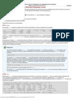 Comandos Mediciòn de Rendimiento - Información Específica a Red Hat Enterprise Linux