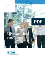 Nordic UPS Product Catalogue Upto40kVA