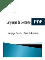 Lenguaje Contexo Libre