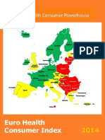 Indexul european al sistemelor medicale 2014