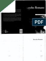Derecho Romano Francisco Samper Polo Parte i