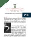 Investigación Cualitativa y Psicología Social