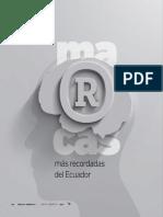 Marcas Mas Recordadas- Ecuador