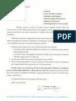 Iniziative Anno Vita Consacrata