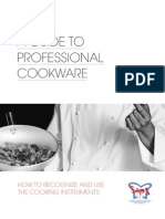 A Guide to Professional Cookware