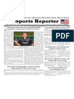January 28 - February 3, 2015 Sports Reporter