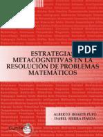 Estrategias Metacognitivas Resolución Problemas Matematicos