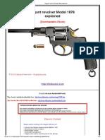 Nagant Revolver Model 1878 Explained