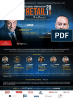 12° CONGRESO INTERNACIONAL DE RETAIL 2015