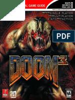 Doom 3 Prima Official EGuide