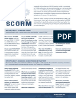 Questions to ask your LMS vendor about SCORM