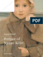 Portrait of Jeanne Kefer